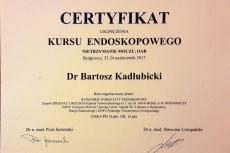 Certyfikat-Bartosz-Kadlubicki-kurs-endoskopowy-nietrzymanie-moczu-oab