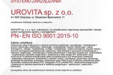 UROVITA ISOCERT 92019