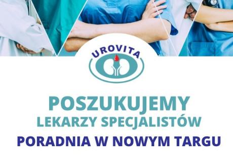 Nawiążemy współpracę z lekarzami